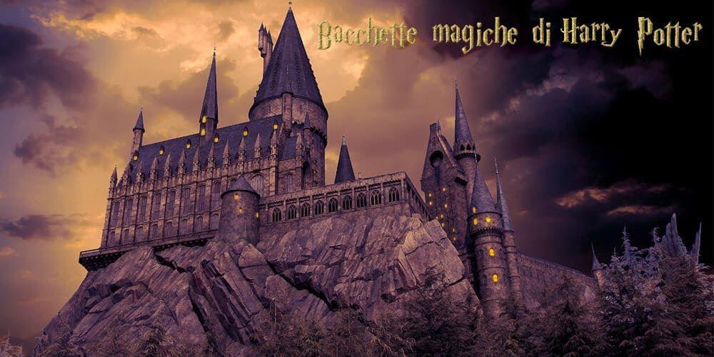 Bacchette Magiche