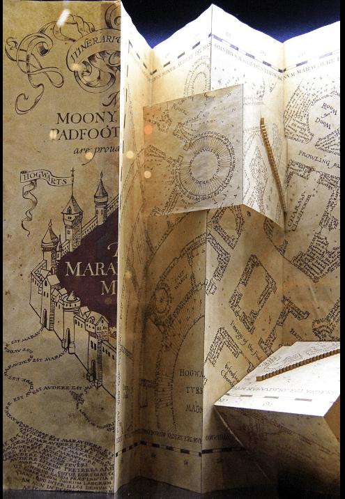 Mappa dei Malandrini